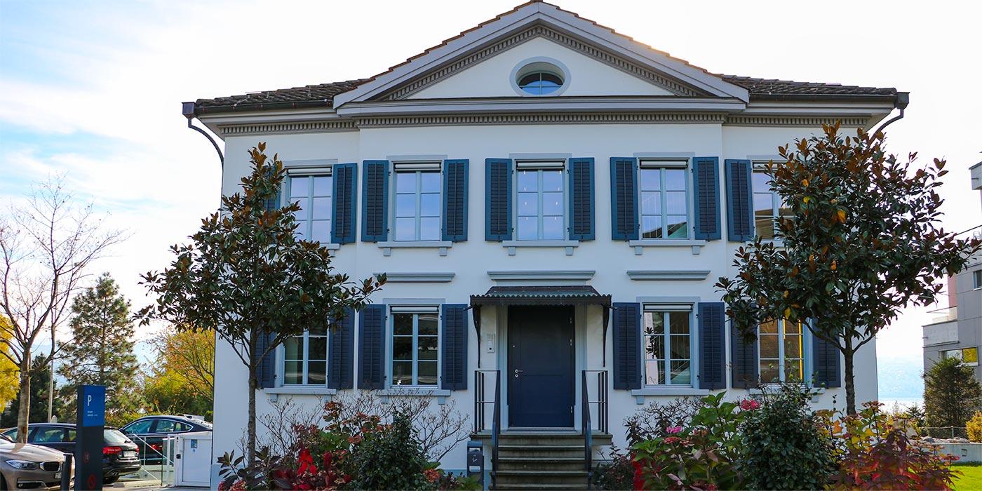 Arche-Nova, Villa Windegg